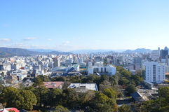 Kochi City Japan. Photo taken Dec 2014 Stock Images