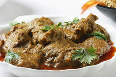 Kochi Panther curry. A Bengali dish Stock Images