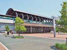 Kochi-Station Lizenzfreie Stockbilder