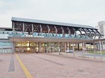 Kochi-Station Lizenzfreie Stockfotos