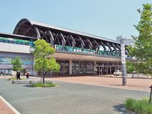 Kochi Station Royalty Free Stock Images