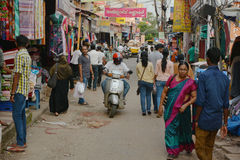 Kochi traffic Royalty Free Stock Photo