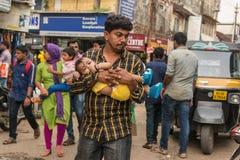 Kochi traffic Stock Photos