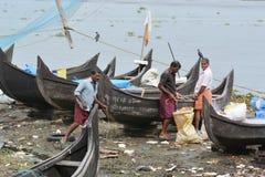 Kochin fishing Royalty Free Stock Photo