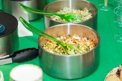 Kochkurs Schnell und leichte Art, Mahlzeiten vorzubereiten lizenzfreies stockbild