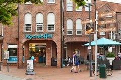 Kochloffel Restaurant Stock Image
