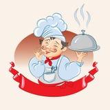 Kochvektor stock abbildung