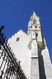 Kościół bieda Clares, Bratislava Zdjęcie Stock