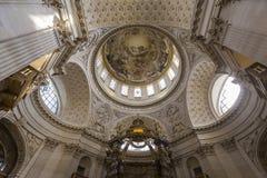 Kościół Val De Ozdabiający, Paryż, Francja Zdjęcie Royalty Free