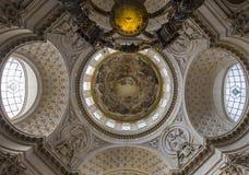 Kościół Val De Ozdabiający, Paryż, Francja Zdjęcia Royalty Free