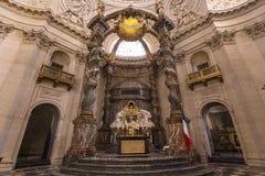 Kościół Val De Ozdabiający, Paryż, Francja Obrazy Royalty Free