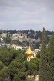 kościelnej kopuły złoty Magdalene Mary st Zdjęcia Stock