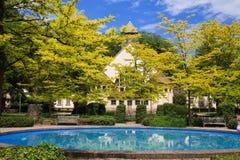 kościelny święty basen Obrazy Royalty Free