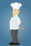 Kock de kokkonst Arkivfoto