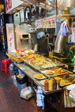 Kocken shoppar i Kowloon, Hong Kong Royaltyfri Fotografi
