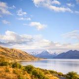 kockmontering New Zealand Royaltyfri Fotografi