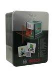 Kocowania pudełko dla laserowego równego Bosch Zdjęcia Royalty Free