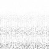 kod binarny ilustracji