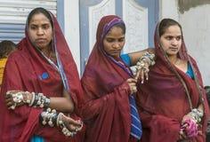 Kod för Tribals `-klänning Fotografering för Bildbyråer