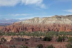 Kodachrome盆地国家公园,犹他,美国 免版税图库摄影