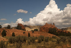Kodachrome Basin State Park. In Southern Utah stock images