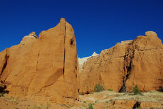 Kodachrome Basin State Park, Utah. America Royalty Free Stock Photos