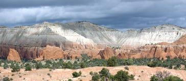 Kodachrome landscape royalty free stock photo