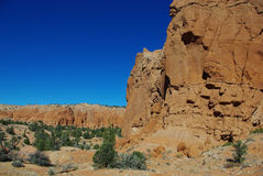 Kodachrome, Utah. Kodachrome Basin State Park in Utah Stock Images