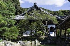 Kodai籍寺庙,京都 免版税库存图片