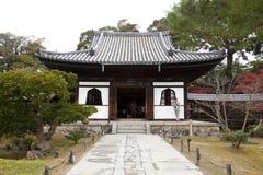 Kodai ji temple in autumn Kyoto, japan Royalty Free Stock Image