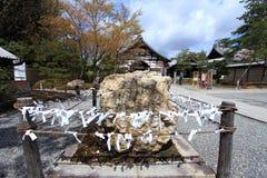 Kodaiji寺庙京都日本 免版税库存图片