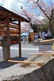 Kodaiji寺庙京都日本 库存图片