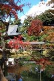 Kodaiji temple garden in autumn Stock Photo