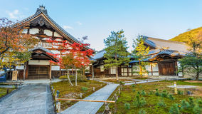 Kodaiji Temple in Kyoto Royalty Free Stock Images