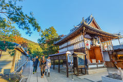 Kodaiji Temple in Kyoto Royalty Free Stock Photography