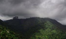 Kodaikanal góra Zdjęcia Royalty Free