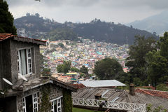 Kodaikanal village view Stock Images