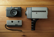 Kodak Brownie Camera Arkivfoto