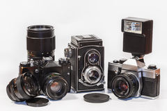 Kodak Brownie Camera Royalty-vrije Stock Foto