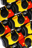 Kodak disposable camera Stock Image