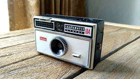 Kodak instamatic kamera 104 Arkivfoton