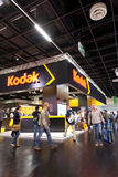 Kodak at Photokina 2012 Royalty Free Stock Image