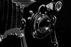 Kodak-Pocketkamera JR.-Nahaufnahme Stockfotografie