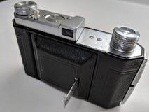 Kodak Retina. Old Kodak Retina film camera, circa 1945 Stock Image
