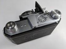 Kodak Retina. Old Kodak Retina film camera, circa 1945 Royalty Free Stock Photo