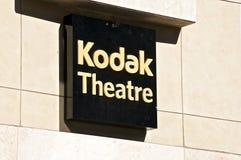 Kodak-Theater lizenzfreies stockbild