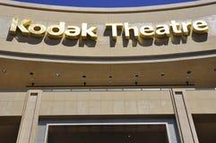 Kodak-Theater lizenzfreie stockfotos