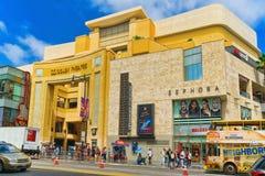 Kodak Theater Dolby where the annual Academy Award is presented. Los Angelos, California, USA - September 04, 2018: Kodak Theater Dolby where the annual Academy stock photos