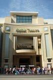 Kodak-Theater in Hollywood stockbild