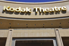 Kodak Theatre Royalty Free Stock Photos